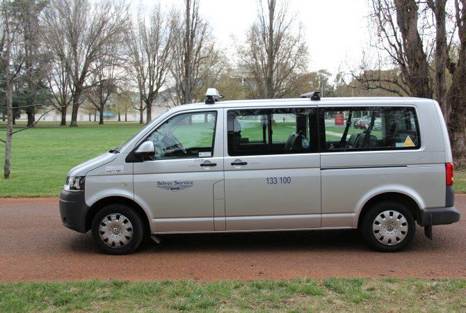 Silver Service Canberra maxi