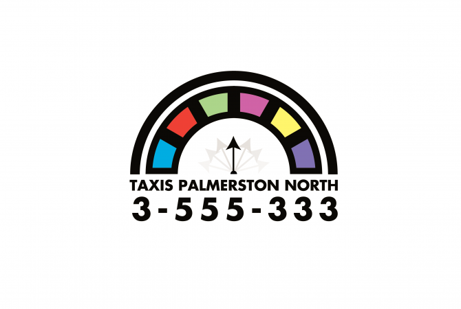 Taxis Palmerston North Logo
