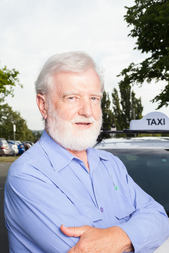 Canberra Elite Taxis Driver