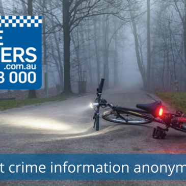 Renewed partnership with Crime Stoppers ACT