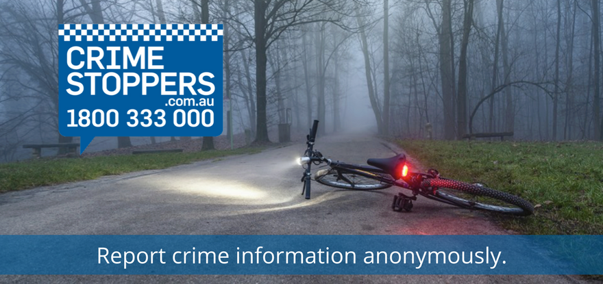 Crime Stoppers - report crime information anonymously