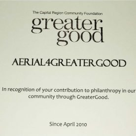 Aerial4GreaterGood Since 2010
