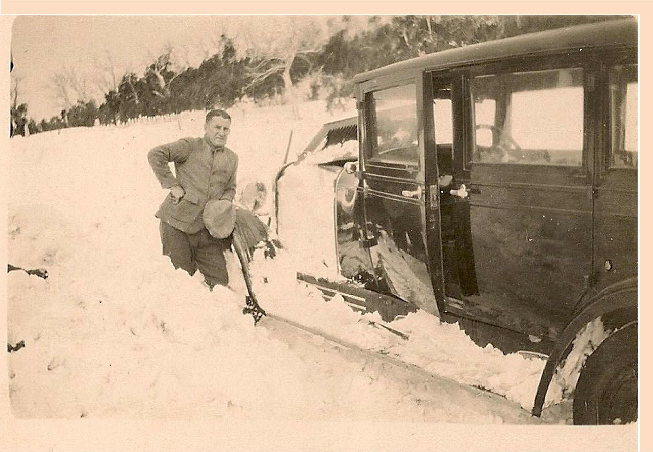 1930's Canberra Ralph Welch H-91