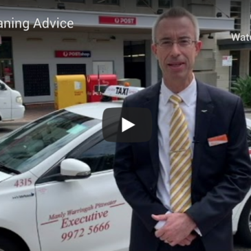 Taxi Cleaning Advice